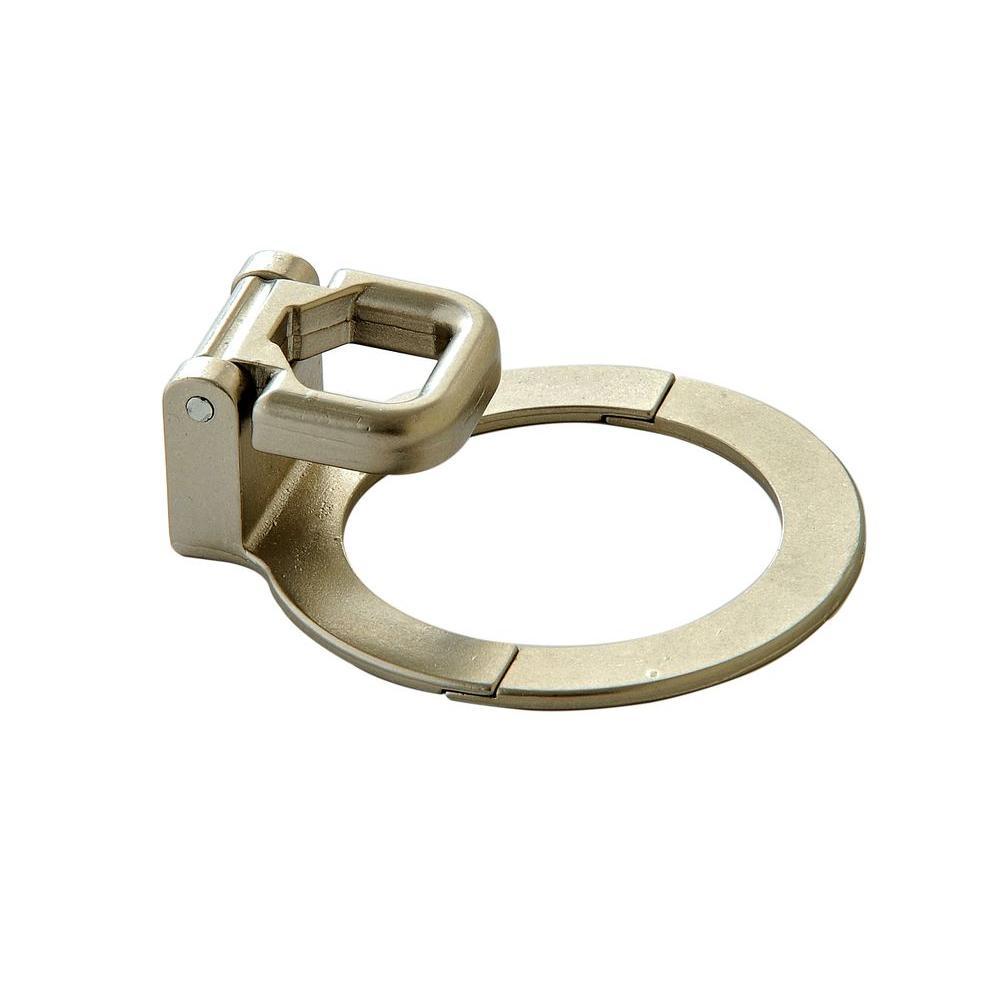 Deadbolt Secure Satin Nickel Pick Proof Deadbolt Reinforcement