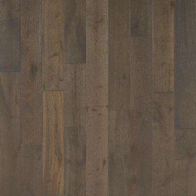 Take Home Sample - French Oak Mystic Forest Click Solid Hardwood Flooring - 5 in. x 7 in.
