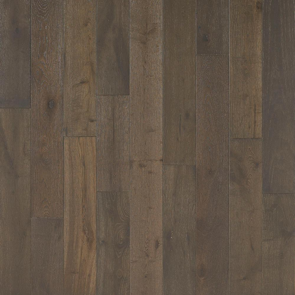 Nuvelle Take Home Sample French Oak Mystic Forest Click Solid Hardwood Flooring 5 In X 7 In