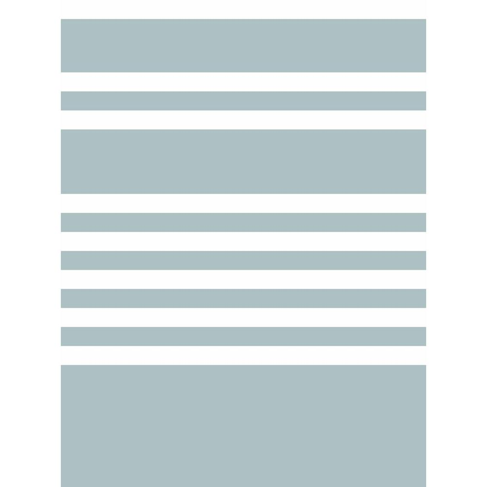 York Wallcoverings Scholarship Stripe Lt Blue Paper Strippable Roll Covers 60 75 Sq Ft Sr1616 The Home Depot