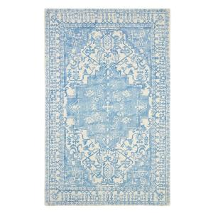 Dynamic Rugs Milan Blue 8 ft. x 11 ft. Indoor Area Rug by Dynamic Rugs