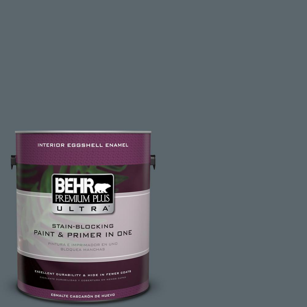 1 gal. #PPU25-20 Le Luxe Eggshell Enamel Interior Paint