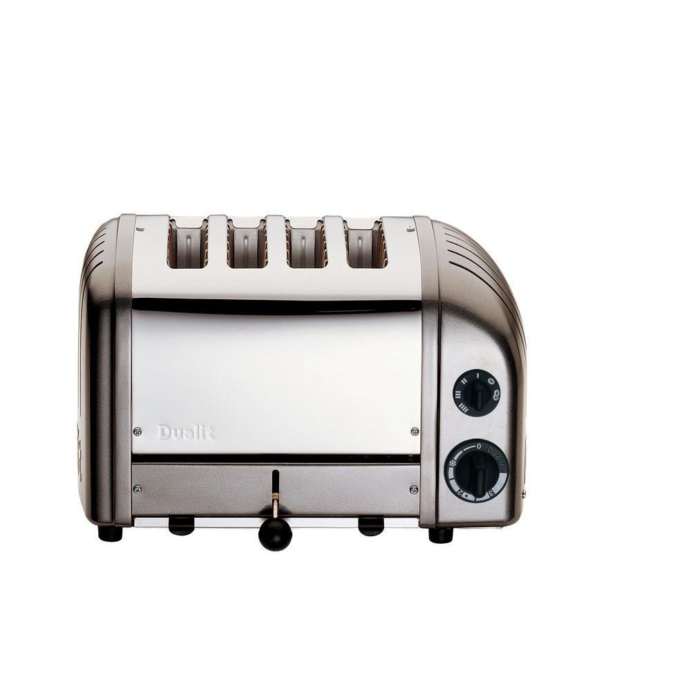 New Gen 4-Slice Charcoal Toaster