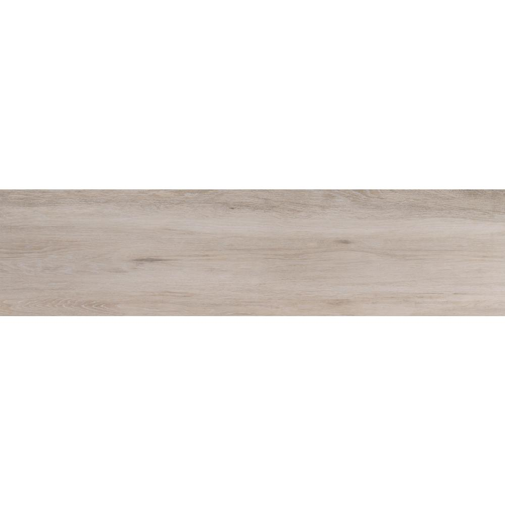 Lucas Canitia 12 in. x 48 in. Porcelain Paver Floor and
