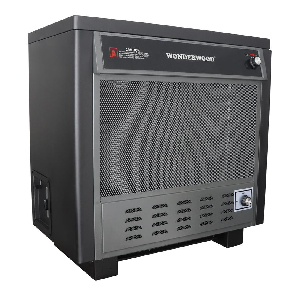 US Stove Wonderwood 2,000 sq. ft. EPA Certified Wood Burning Circulator Stove
