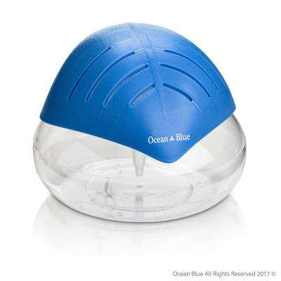 Ocean Blue Water Based Air Purifier Humidifier and Aromatherapy Diffuser