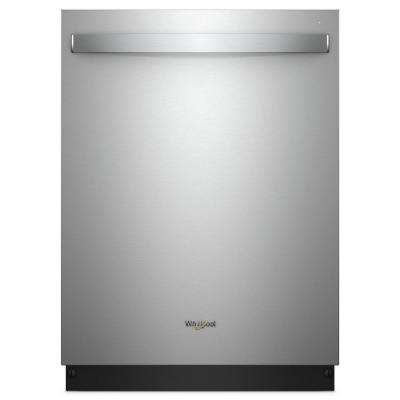 Top Control Built-In Tall Tub Dishwasher in Fingerprint Resistant Stainless Steel with Fan Dry, 51 dBA