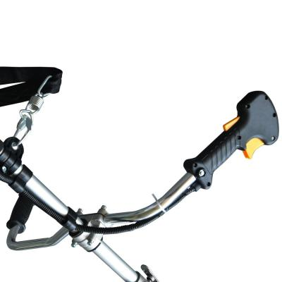 2-Cycle 42.7cc Straight Shaft Trimmer and Brush Cutter Combo