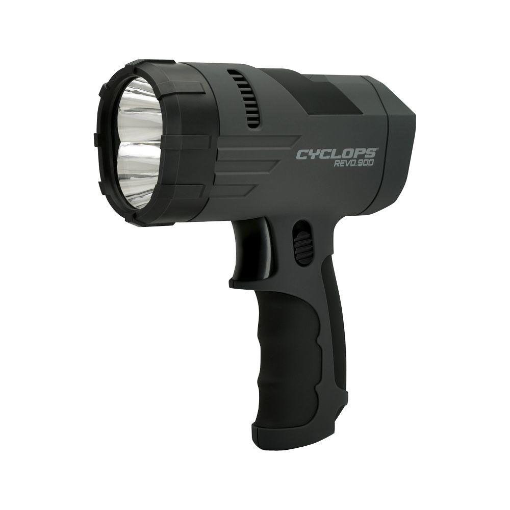 Cyclops REVO 900 Lumen Handheld Spotlight