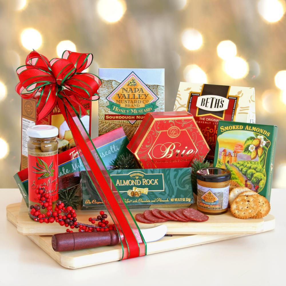 Share the Season Holiday Cutting Board Better