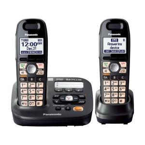 Panasonic Dect 6 0 Amplified Sound Cordless Phone Kx Tg6592t The Home Depot