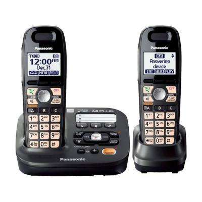 DECT 6.0 Amplified Sound Cordless Phone