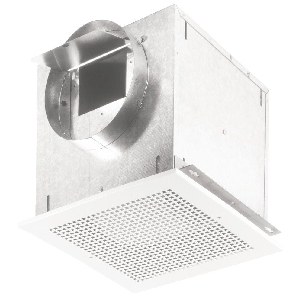 316 CFM High-Capacity Ventilation Ceiling Bathroom Exhaust Fan
