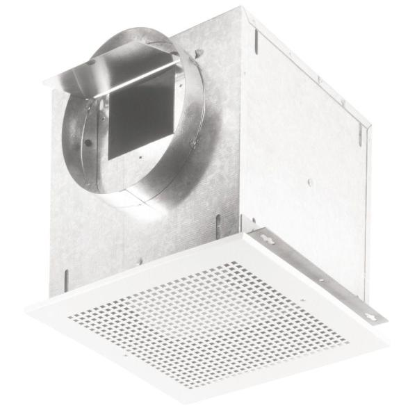 Broan Nutone 316 Cfm High Capacity Ventilation Ceiling Bathroom Exhaust Fan L300mg The Home Depot