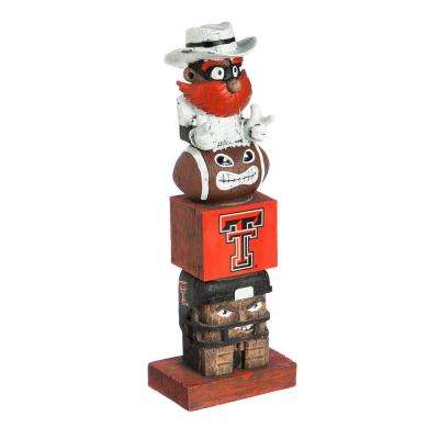 Texas Tech University Tiki Totem Garden Statue