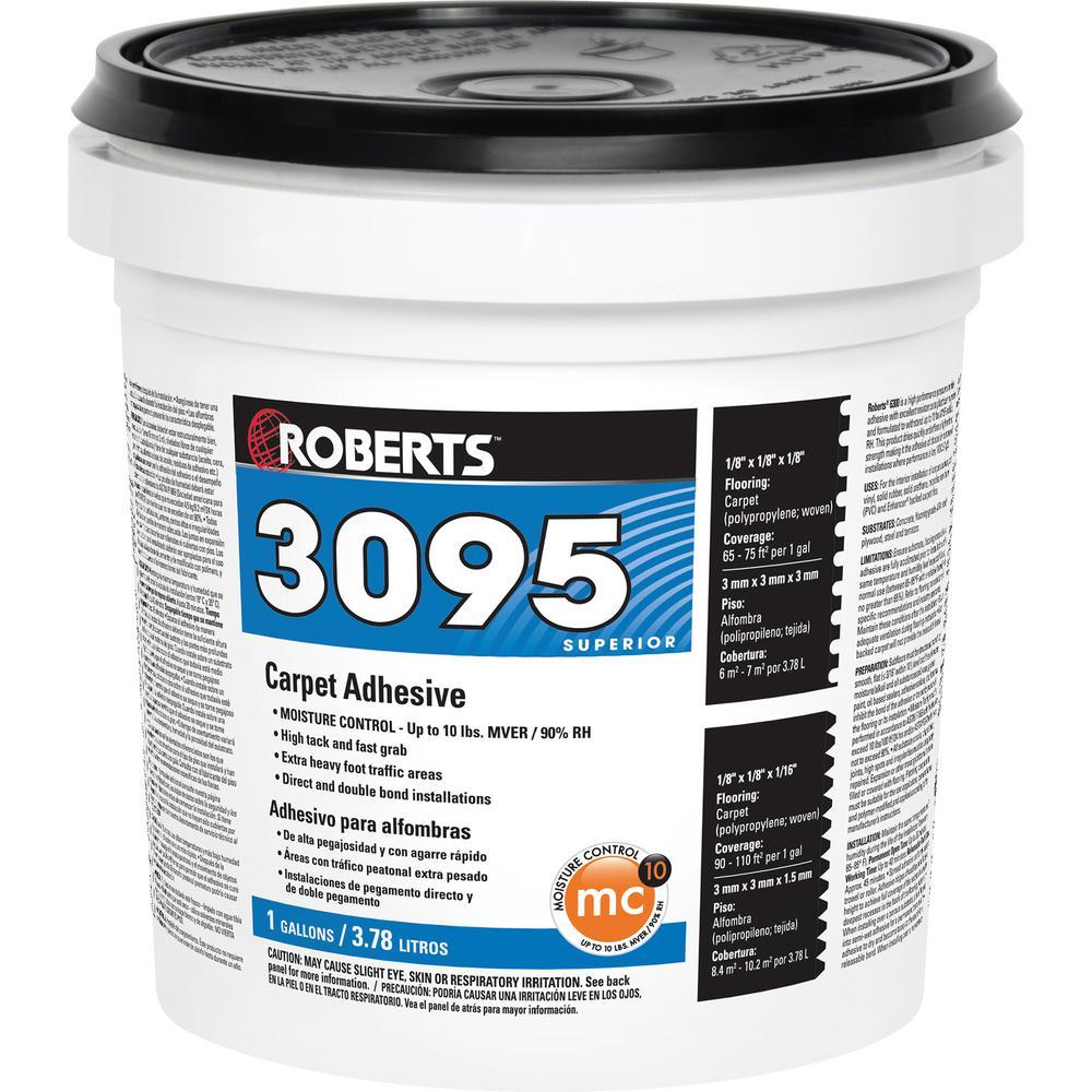 Roberts 1 Gal Carpet Floor Adhesive