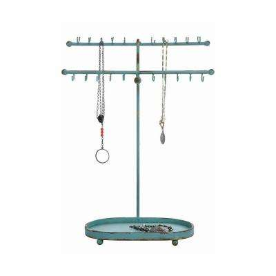 21 in. Tinkle Metal Jewelry Holder