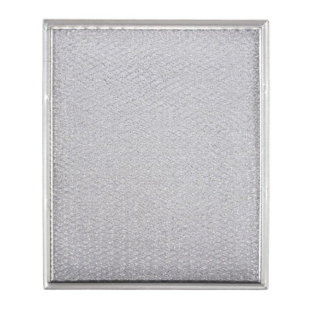 Broan 46000/42000/40000/F40000 Series Range Hood Externally Vented Aluminum  Filter (1 Each) S97006931   The Home Depot
