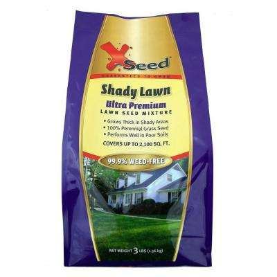 3 lb. Shady Lawn Seed Mixture
