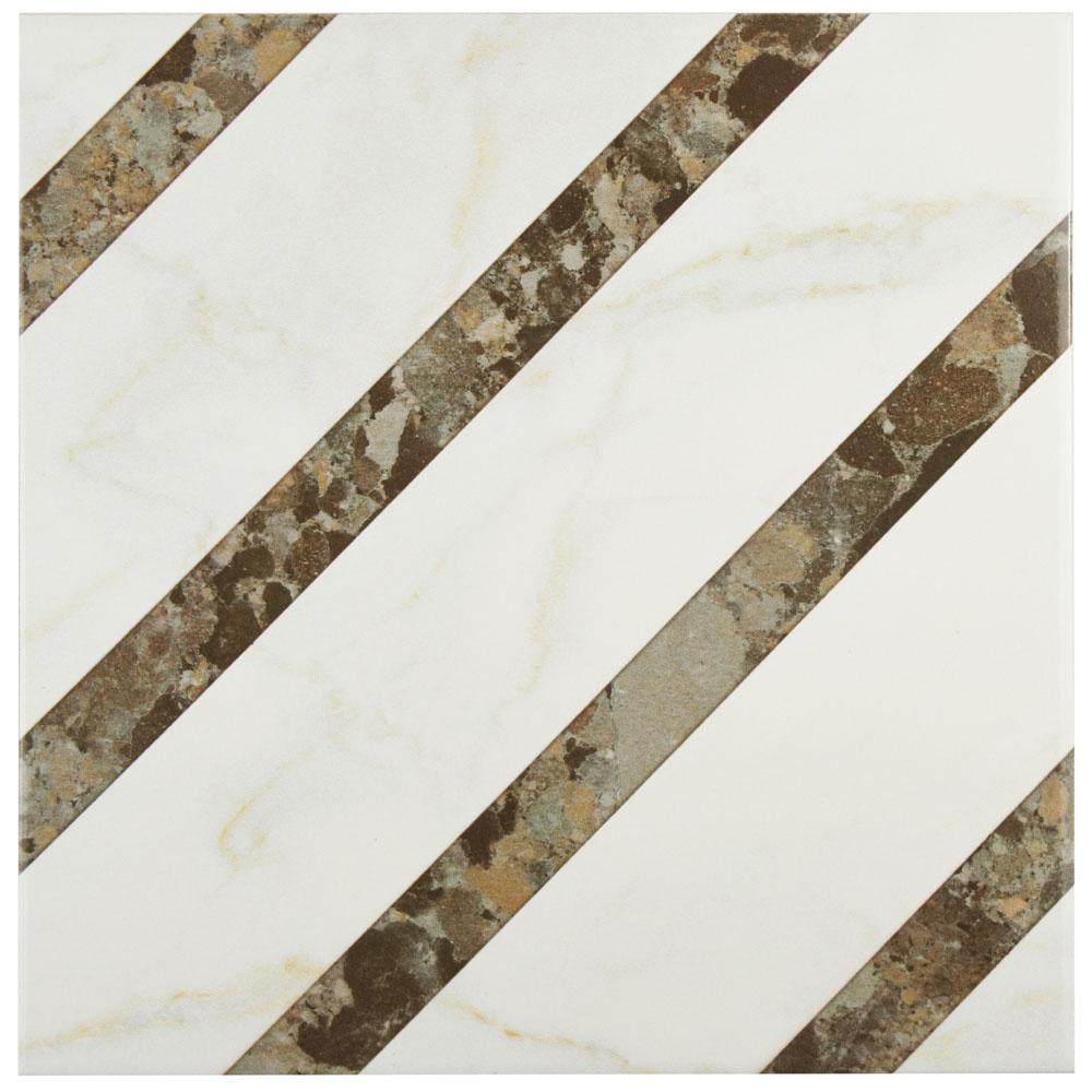 Merola Tile Emporio Colonial 12 in. x 12 in. Ceramic Floor and Wall Tile (25.19 sq. ft. / case)