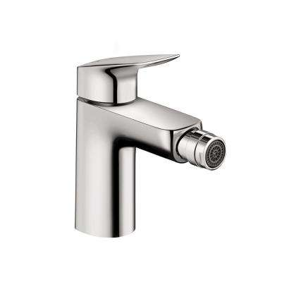 Logis Single-Handle Bidet Faucet with Drain in Chrome