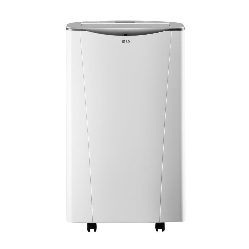 lg dehumidifier. lg electronics smart 14,000 btu portable air conditioner and dehumidifier function w/ wi-fi lg