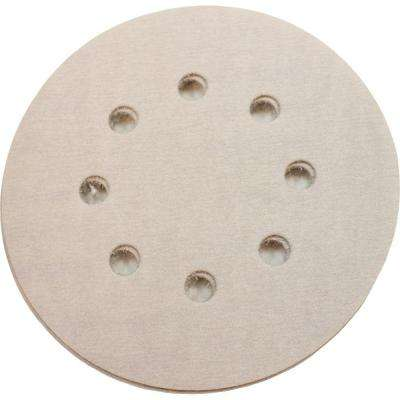 5 in. 400-Grit Hook and Loop Round Abrasive Disc (5-Pack)