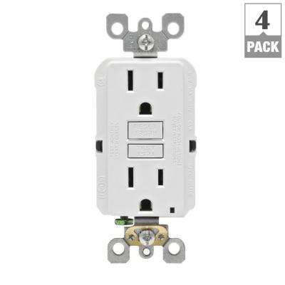 gfci electrical outlets receptacles wiring devices light rh homedepot com leviton gfci receptacle installation leviton gfci outlet installation
