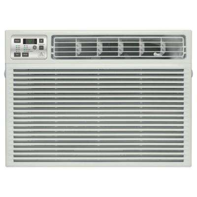 24,000 BTU 230-Volt Electronic Heat/Cool Room Window Air Conditioner