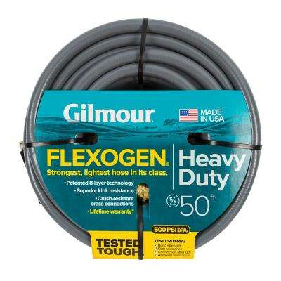 5/8 in. Dia x 50 ft. 8-Ply Water Hose