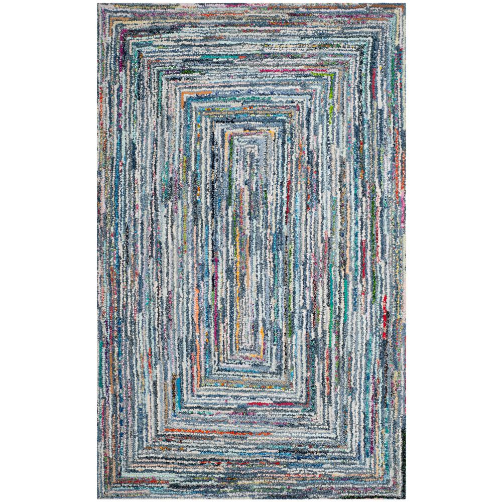 Safavieh Nantucket Multi 4 Ft X 6 Area Rug