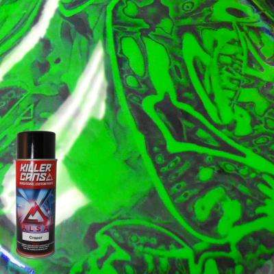 12 oz. Crazer Kiwi Green Killer Cans Spray Paint