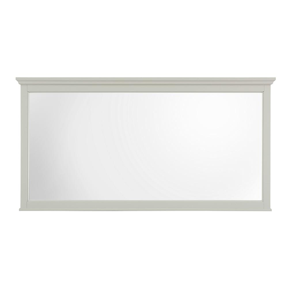 Home decorators collection aberdeen 33 in w x 36 in h for Mirror 48 x 60
