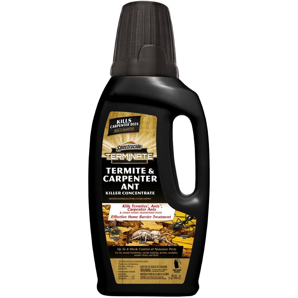 Spectracide Terminate 32 oz. Concentrate Termite and Carpenter Ant Killer