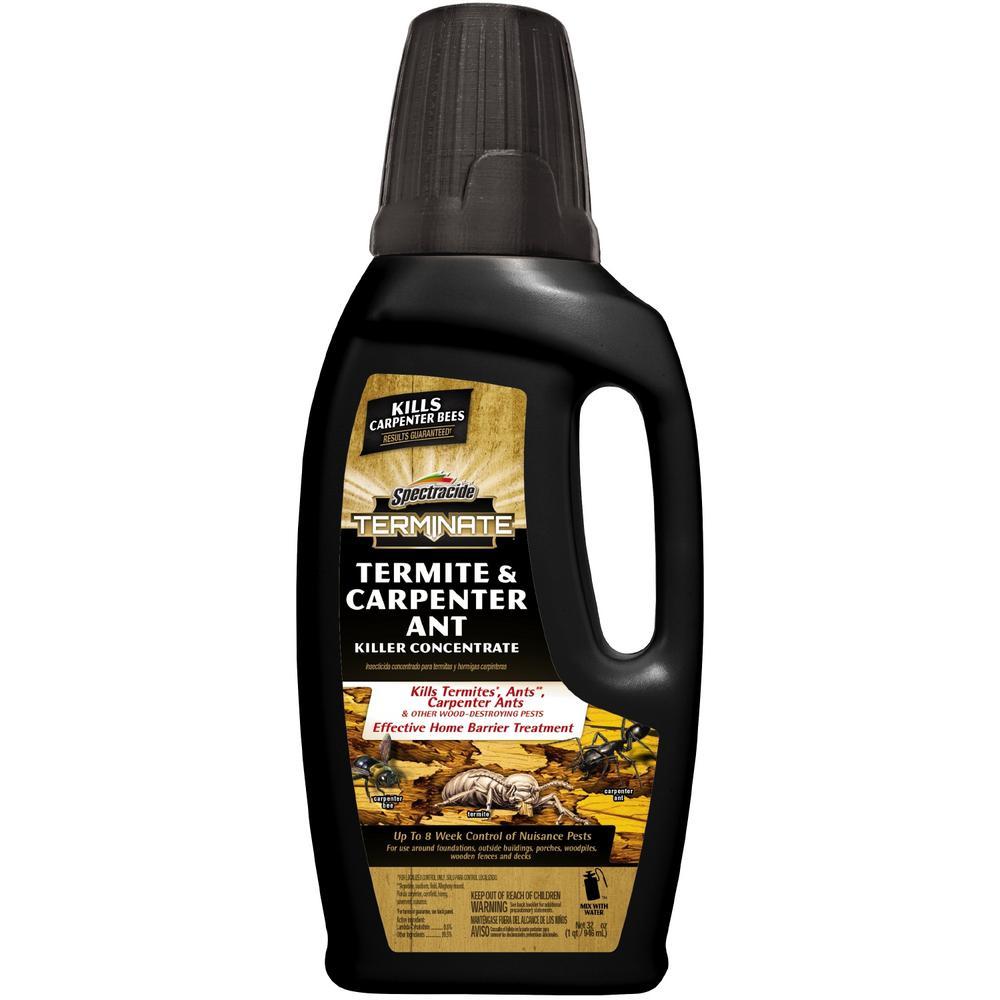 Terminate 32 oz. Concentrate Termite and Carpenter Ant Killer