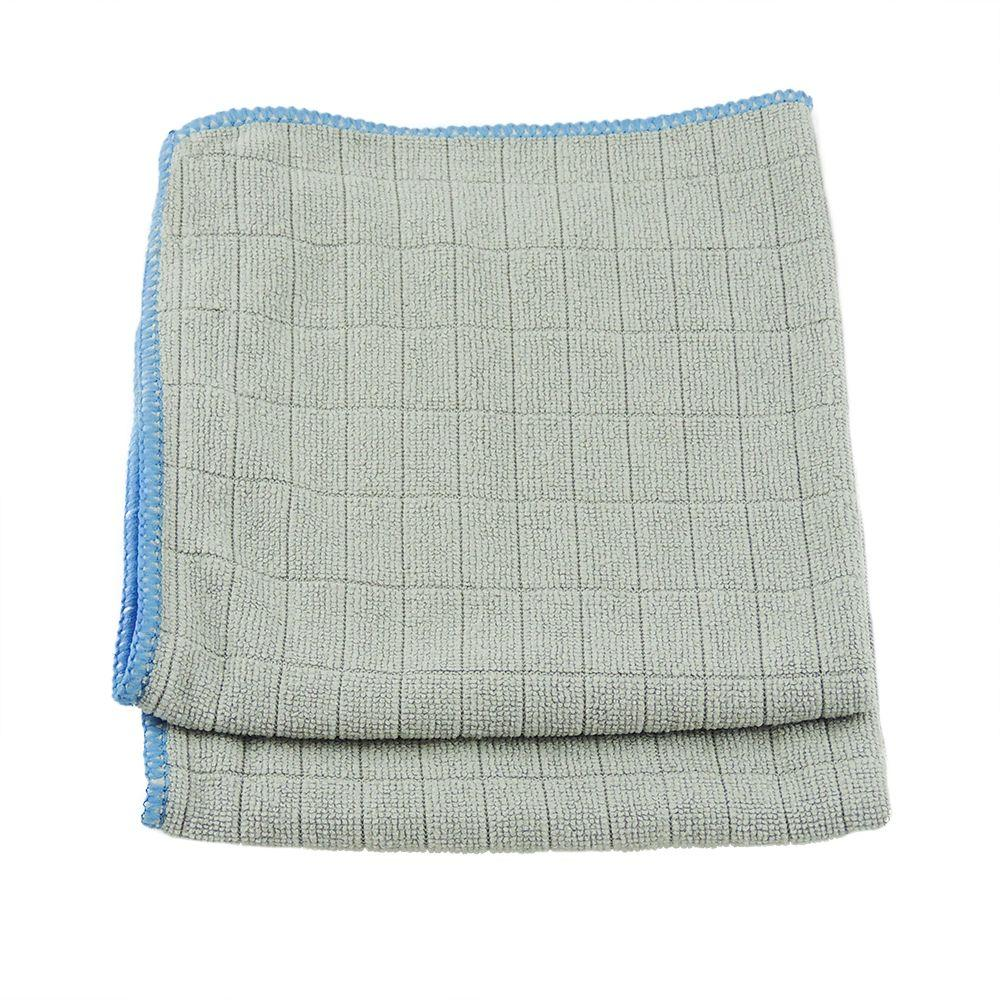 Unger 12 in. Mirror and Glass Cloths (2-Pack)