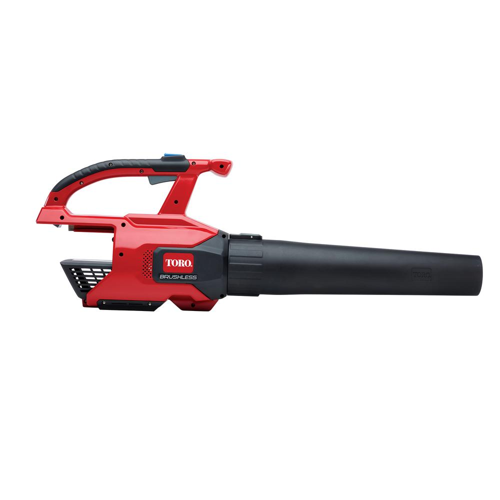 Toro PowerPlex 150 MPH 480 CFM 40-Volt Max Lithium-Ion Cordless Brushless DC Leaf Blower - Battery and Charger Not lncluded
