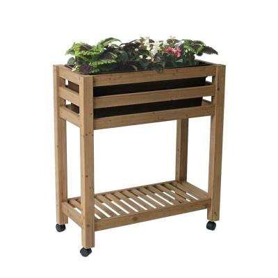 ErgoGarden All-Season Elevated Garden Bed