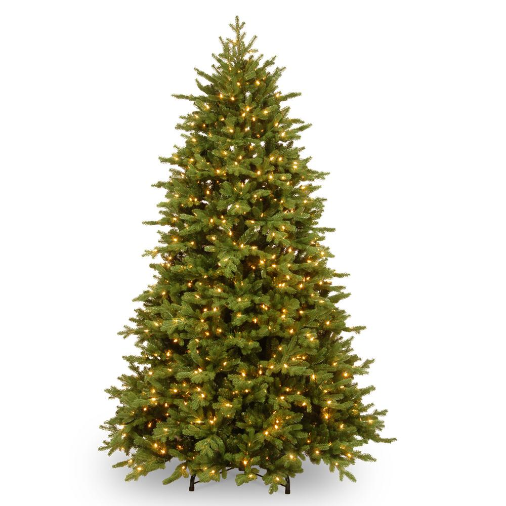 National Tree Company 7 1 2 Ft Feel Real Princeton Deluxe