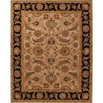 Lorraine Safari 5 ft. x 8 ft. Oriental Area Rug