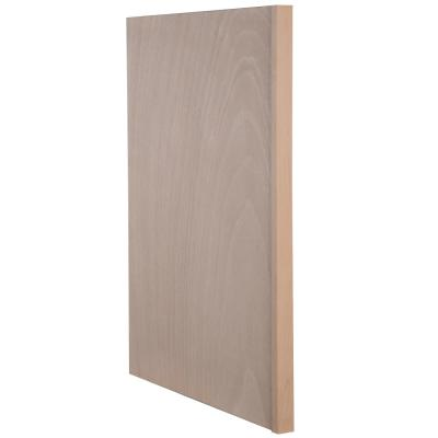 Easthaven Shaker 34.5x24.6x1.6 in. Dishwasher End Panel in Unfinished Beech