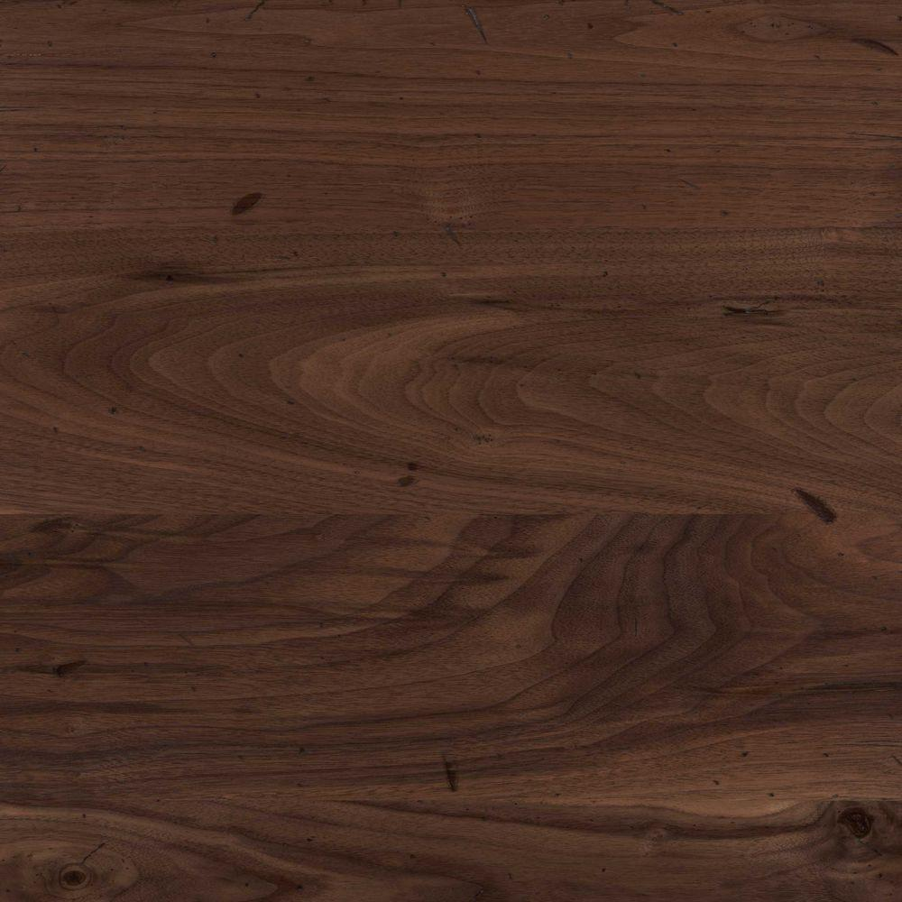 heirloom wood countertops 4 in x 4 in wood countertop sample in distressed black walnut plank. Black Bedroom Furniture Sets. Home Design Ideas