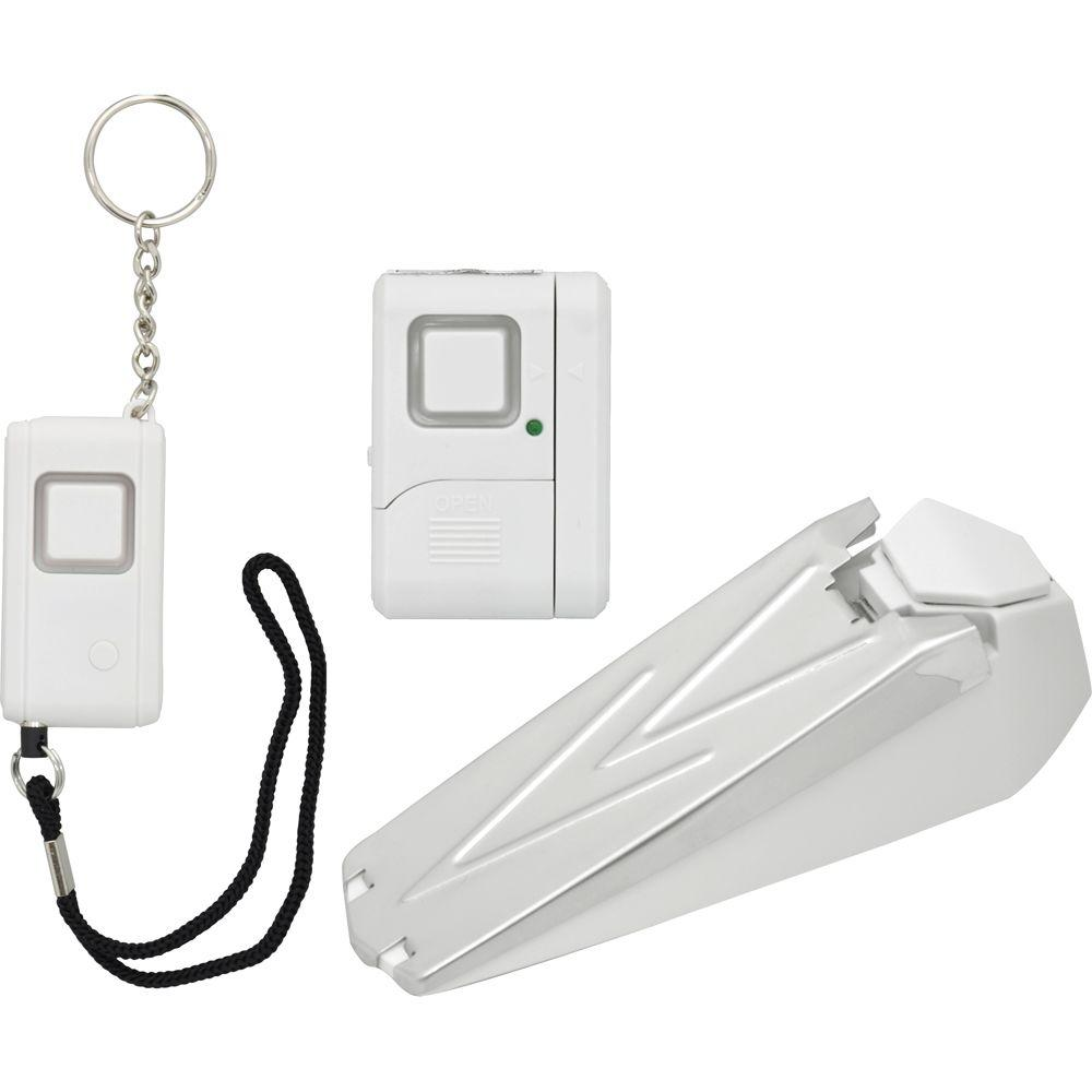 Apartment Security Systems: GE Personal Security Window Or Door Alarm Kit-45216
