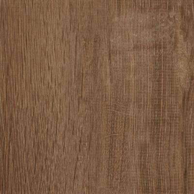 Take Home Sample - Burnt Oak Luxury Vinyl Flooring - 4 in. x 4 in.