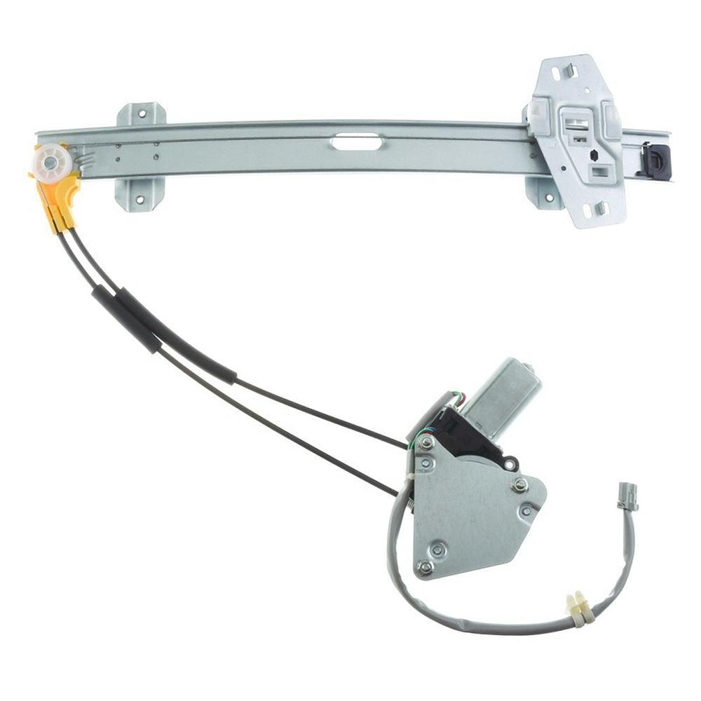 Window Regulator-Power regulator Only Front Right WAI WPR0166R