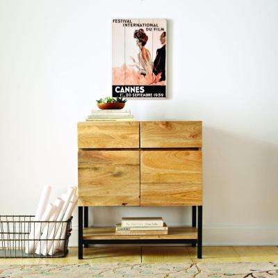 Anjou Natural File Cabinet