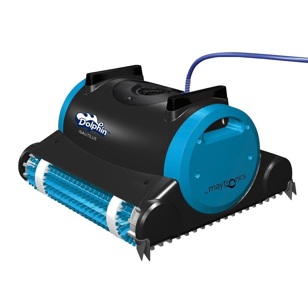 Dolphin Nautilus Robotic In-Ground Pool Cleaner
