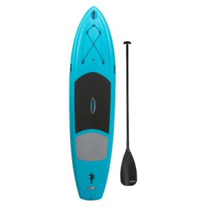 Lifetime Amped 11 ft. long x 32 inch wide Paddle Board in Glacier Blue by Lifetime