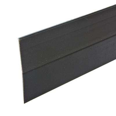 E/O 1-1/2 in. x 36 in. Brown Self-Stick Door Sweep