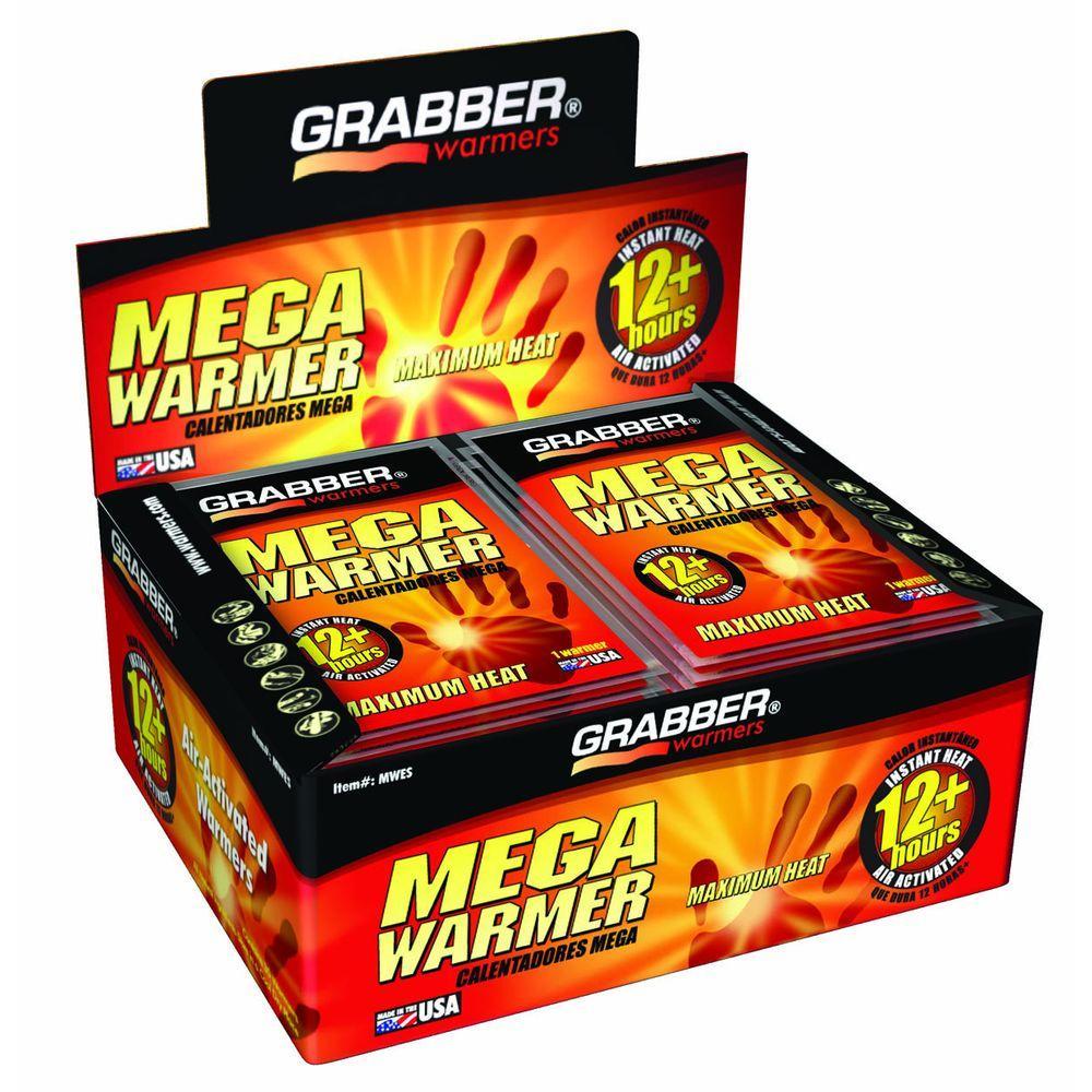 Air Activated Mega Warmer